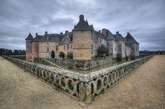 Château de Carrouges, Basse-Normandie