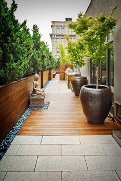 Terrasse et jardin en 105 photos fascinantes pour vous! | Gardens ...