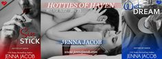 Release Blitz – Sin on a Stick by @JennaJacob3 [Hotties of Haven] | Pick A Genre Already