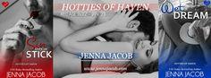 Release Blitz – Sin on a Stick by @JennaJacob3 [Hotties of Haven] | Pick A Genre Already