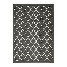 IKEA HOVSLUND rug, low pile Easy to vacuum thanks to its flat surface. Living Room Rugs Ikea, Ikea Bedroom, Modern Carpet, Modern Rugs, Gray Carpet, Design Ikea, Teal Rug, 3d Warehouse, Medium Rugs