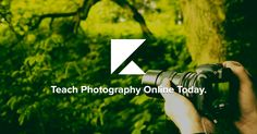 Cash in on your photography experience by teaching others online. Try Kajabi for free today. #photography #onlinecourses
