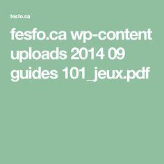 fesfo.ca wp-content uploads 2014 09 guides 101_jeux.pdf