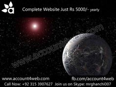 Account4WEB    Web Hosting in Pakistan.: Very Cheap Hosting all over in Pakistan    Account...