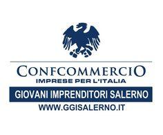 Il logo dei Giovani Imprenditori Confcommercio Salerno riveduto e corretto @ggisalerno