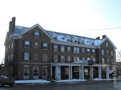 The Darling Inn in Lyndonville, Vermont