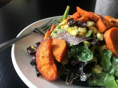 Like a cool ranch Dorito... but in salad form