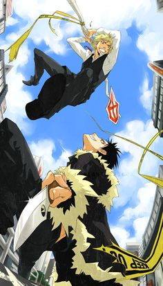Image uploaded by Kira Neko Chan Find images and videos about anime, lol and durarara on We Heart It - the app to get lost in what you love. Manga Anime, Comic Manga, All Anime, Anime Love, Anime Art, Manga Girl, Anime Girls, Izaya Orihara, Shizaya