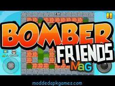 Bomber Friends Mod Apk Unlimited Gold Bars (Unlock All Packs) Latest