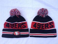 dc3b6a6f9 San Francisco 49ers Winter Outdoor Sports Warm Knit Beanie Hat Pom Pom New  Era Beanie