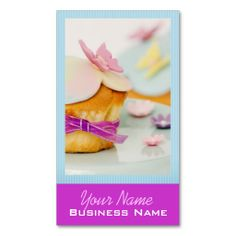 Bird and cupcake business cards custom business cards pinterest bird and cupcake business cards custom business cards pinterest business cards bakery business cards and bakery business fbccfo Gallery