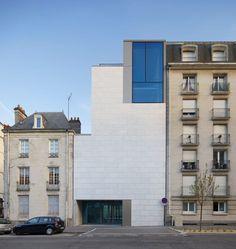 Musée d'Arts de Nantes / Stanton Williams - Nantes, France