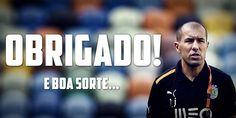 Obrigado e boa sorte Leonardo Jardim! #sporting #SportingClubePortugal #sportingfans #ObrigadoLeonardoJardim