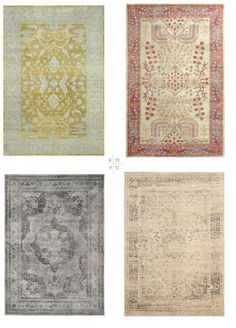 Traditional, home, home interiors, interior design, style, create, inspire, area rugs, home decor, vintage, pattern, trend, blog.