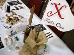 Flour Box Bakery — DIY Pirate Themed Party