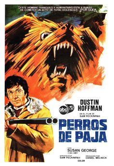 """""""Perros de paja"""", """"Straw Dogs"""" (1971). Director: Sam Peckinpah."""