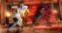 Dead Or Alive 5 Final Round preview and gameplay trailer
