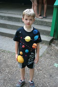 Outer Space Costumes by camptannadoonah, via Flickr