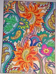 Surface Design Coloring Books Art Ideas