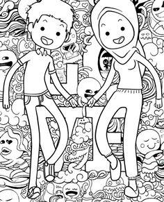 L.O.V.E Doodle by gianmulya