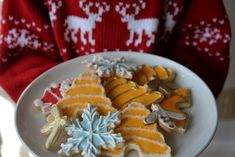 Christmas Cookies by Apiary Fine Catering and Events.  Beehives, Snowflakes, Bees, Santa.  Lexington Kentucky.