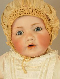 """20"""" KESTNER HILDA BABY. Incredibly beautiful, soooooo realistic!!!!"""