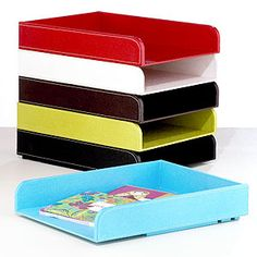 Tree-Free Paper Tray | Home Office Accessories| Accessories | World Market