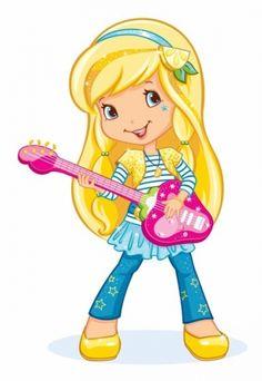 Лимона с гитарой