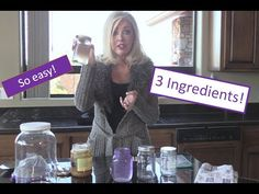 Elle Is For Living - YouTube Fractional Laser, More And Less, Easy Youtube, Alternative Medicine, Health, Water, Diy, Gripe Water, Health Care