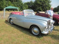 Sunbeam Talbot 90 drophead coupe at Sherborne Castle classic car show Classic Car Show, Classic Cars, Car Stuff, Car Parts, Old Cars, Talbots, Cars And Motorcycles, Castles, Antique Cars