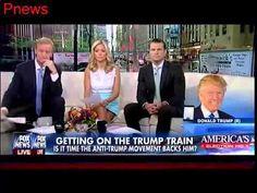 Pnews : Ryan Not Ready - Speaker Of The House Not Endorsing Trump Yet - Donald Trump On Fox &