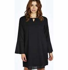 boohoo Mya Woven Bell Sleeve Shift Dress - black pzz98846 No off-duty wardrobe is complete without a casual day dress. Basic bodycon dresses are always a winner and casual cami dresses a key piece for pairing with a polo neck , giving you that effortless eve http://www.comparestoreprices.co.uk/dresses/boohoo-mya-woven-bell-sleeve-shift-dress--black-pzz98846.asp