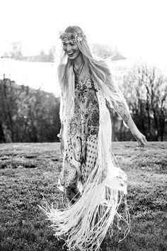 Hippie style Ohhhhh love this:) #bohemian ☮k☮ #boho