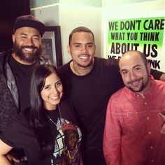 Chris Brown Talks Drug Abuse,Relationship With Drake & Rihanna & More W/ Ebro In The Morning [VIDEO]