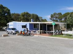 Seashell Cafe, Cervantes WA Australia - a great little place to stop for coffee and cake on the drive north from Perth, Australia Perth Australia, Western Australia, Australia Travel, West Coast, Recreational Vehicles, Sea Shells, Coffee, Cake, Places