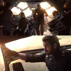 Cap looks so beautiful!  #Marvel #MCU #AvengersInfinityWar #lol #CaptainAmerica #ChrisEvans #coolpics #BlackPanther #InfinityWar…