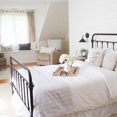 Vintage French Soul ~ Bedroom