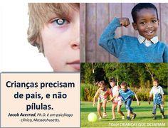 TDAH Crianças que Desafiam: Drogar crianças em idade pré-escolar - um crime co...