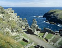 Do you believe in fairy tales of knights and kings?   Tintagel England