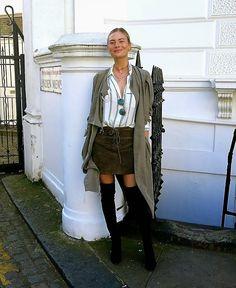 Pandora Sykes Street Style Inspiration