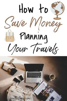Travelling is one of those things that we all want to do but feel like we don't have enough money to do. With these easy tips, you'll be saving money and on your way to a holiday in no time! #travel #savemoney #budgeting