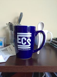 """""""These mugs are the only way to go for promotional products."""""""