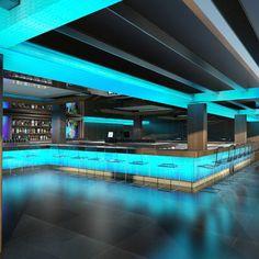 Bar 3D Max - 3D Model