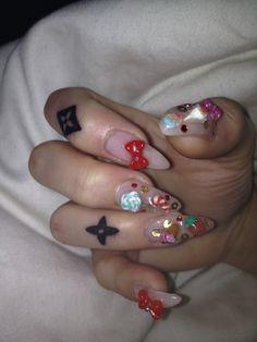 Stiletto nails 3d Stiletto Nails, 3d, Makeup, Beauty, Make Up, Beauty Makeup, Beauty Illustration, Bronzer Makeup, Edgy Nails