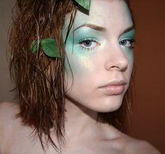 water nymph makeup