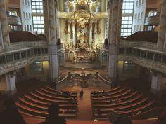 Dresden by Uwa Scholz