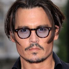 Johnny Depp has an awesome sense of style.