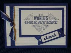 stampinup fathers day cards | narellestamps - Narelle Jones - Independent Stampin' Up Demonstrator
