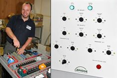 A control panel, is the natural integration point for all controlled items installed within your nursery complex. Due to the fact that the electrics & control requirements for every commercial glasshouses are different, our panels are custom built to suit every installation we carry out. The interfacing and control for all installed equipment can brought back to either a de-central or centralised panel design arrangement. Heating Systems, Greenhouses, Control Panel, Commercial, Bring It On, Nursery, Construction, Suit, Facts