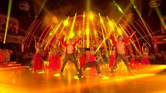 Strictly Pros Bollywood Dance for Around the World Week - Strictly Come ...